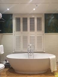 Bathroom : Bathroom Beautiful Window Shutters Onterior For Windows ...