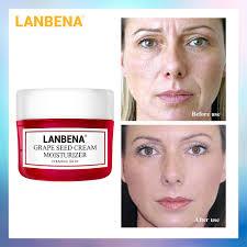 <b>LANBENA Grape Seed Facial</b> Cream Lifting Firming Deeply ...