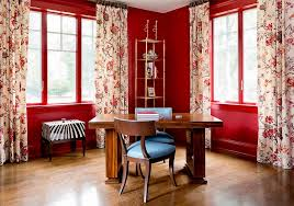 work for the home office. colorful home office work for the