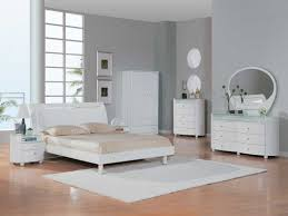 Image of: Popular IKEA White Bedroom Furniture