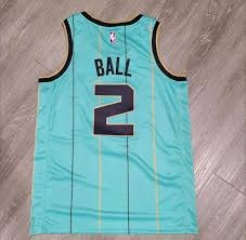 City jerseys are the definition of alternate jerseys. New Lamelo Ball Mint City Edition Jersey Now Available At The Hornets Fan Shop While Supplies Last Charlottehornets