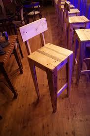 pallet bar stools. wooden pallet bar chair stools