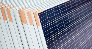 stack solar panels