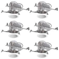 halo new construction airtight ic recessed light housing common 6 in actual