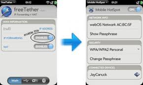 Verizon Mobile Hotspot App on Sprint devices Works but Takes