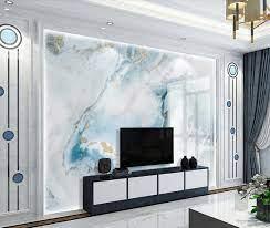 European Blue Marble Wallpaper 3D Wall ...