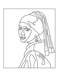 Small Picture famous paintings into coloring pages forget free draw time