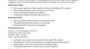 Career Change Sample Objectives - Eliolera.com