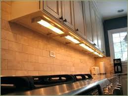under cabinet lighting plug in. Various Under Cabinet Light Plug In Lighting Led Bar Options Kitchen Wireless Medium Interior E