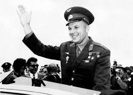 Yuri gagarin was the first person to fly in space. Gimmsdpbrodapm