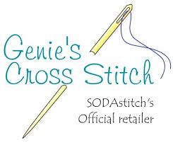 Birth Flower Chart Birth Flower 1 Counted Cross Stitch Chart Soda Stitch So G143