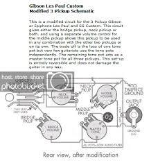 les paul custom 3 pickup wiring diagram wiring diagram var black beauty 3 way switch 3 volumes 1 tone re wiring help needed les paul custom 3 pickup wiring diagram