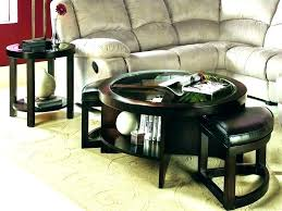 coffee table with stools underneath uk chairs india glass coffee table with stools