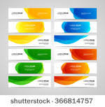 banner design template banner template free vector art 13625 free downloads