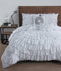 bedding bedroom quilts comforters light blue ruffle comforter orange bedding white ruffled bed sheets light aqua
