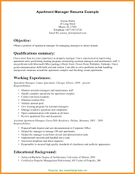 mis manager resume 11 12 residential property manager resume sample