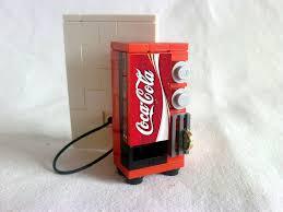Msc Vending Machine Classy My Own Cute Vending Machine 488 Legos 48 My Boys Pinterest