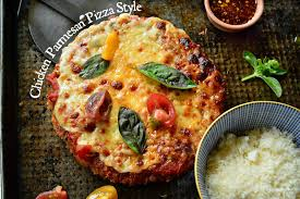How To Cook A Pizza This Is How I Cook Chicken Parmesan Pizza Style A New Favorite