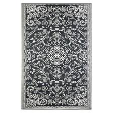 black white outdoor rug black and white indoor outdoor rug new fab rugs plastic outdoor rug black white outdoor rug