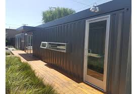 Shipping container office building Residential Freeform Developments Design And Modular Constructionmanufacturing Teams Will Work Together To Create The Modular Office Or Shipping Container Office Pinterest Modular Office Building Custom Shipping Container Office Buildings