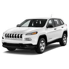 jeep 2016 lineup. 2016 jeep cherokee angular front view lineup