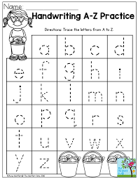20 Abc Worksheets For Kindergarten, Free Preschool Kindergarten ...
