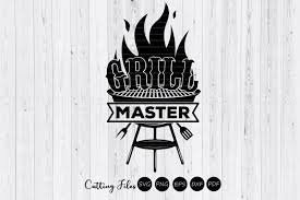 Selection of free svg designs include free gift box svg files, to free treat box svg files, free card svg files, and free 3d svg files. Grill Master Graphic By Hd Art Workshop Creative Fabrica