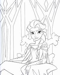 Small Picture Frozen Elsa Coloring Pages GetColoringPagescom