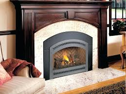 cost to install natural gas fireplace insert run average installation