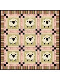 Quilt Patterns - Baa, Baa Sheep Quilt Pattern & Baa, Baa Sheep Quilt Pattern Adamdwight.com