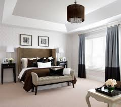 View In Gallery Sophisticated Bedroom With Bench That Can Store Up On Your  Excess Pillows!