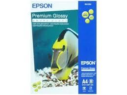 Купить <b>Фотобумага Epson Premium Glossy</b> Photo Paper A4 (50 ...