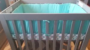oragami mini crib by babyletto review  youtube
