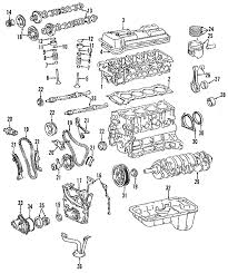 toyota t100 engine diagram toyota wiring diagrams