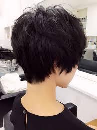 黒髪ショートヘア Hashtag On Twitter