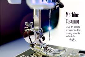 How To Clean Sewing Machine