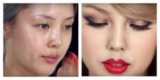 you wrong watch korean makeup artist miraculously turns herself into taylor swift