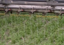 Stream Bars For Uniform Liquid Fertilizer Application