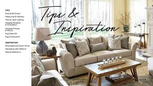 Small Picture Home Design Ideas and Tips Ashley HomeStore