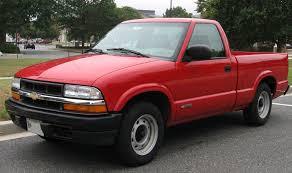 Chevrolet S-10 - Wikipedia