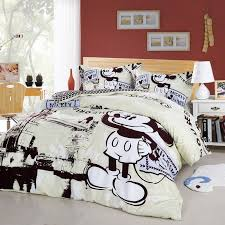 amazing mickey mouse trip to london cream colored disney bedding set disney bedding sets designs