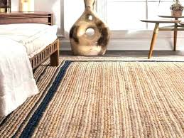 jute rug with border jute border rug braided natural fiber jute navy border rug 4 x