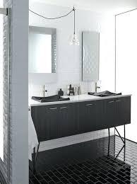 bathroom vanities contemporary black ideas with kohler bath vanity top sinks faucets