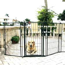 patio gates for dogs porch deck gate ideas outdoor dog decks how to install new rolling