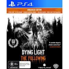 Dying Light The Following Enhanced Edition Playstation 4 BIG W