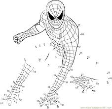 Coloring Pages: ... Spiderman & Superhero Worksheets On Pinterest ...