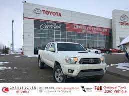 Used 2013 Toyota Tacoma Double Cab TRD Sport Package 4 Door Pickup ...