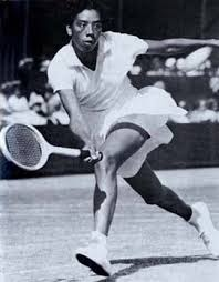 Althea Gibson, Professional Tennis Player