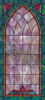 simple stained glass windows