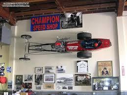awesome garage wall art